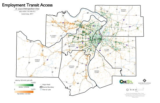 Employment Transit Access